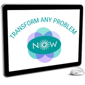Transform Any Problem Now - Healing Audio - Now Healing with Elma Mayer